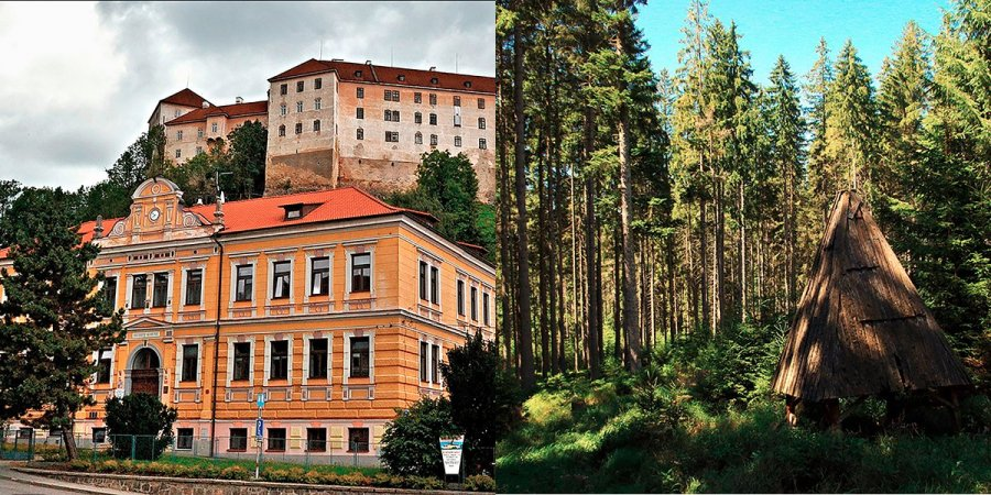 Republica Checa: Bosques de Bohemia